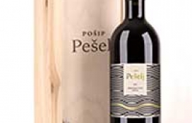 Peselj Wine cellar Smokvica