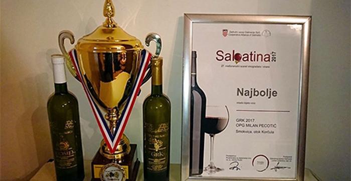 Plasa Wine cellar Smokvica